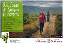 Guía Camino de Santiago en Navarra